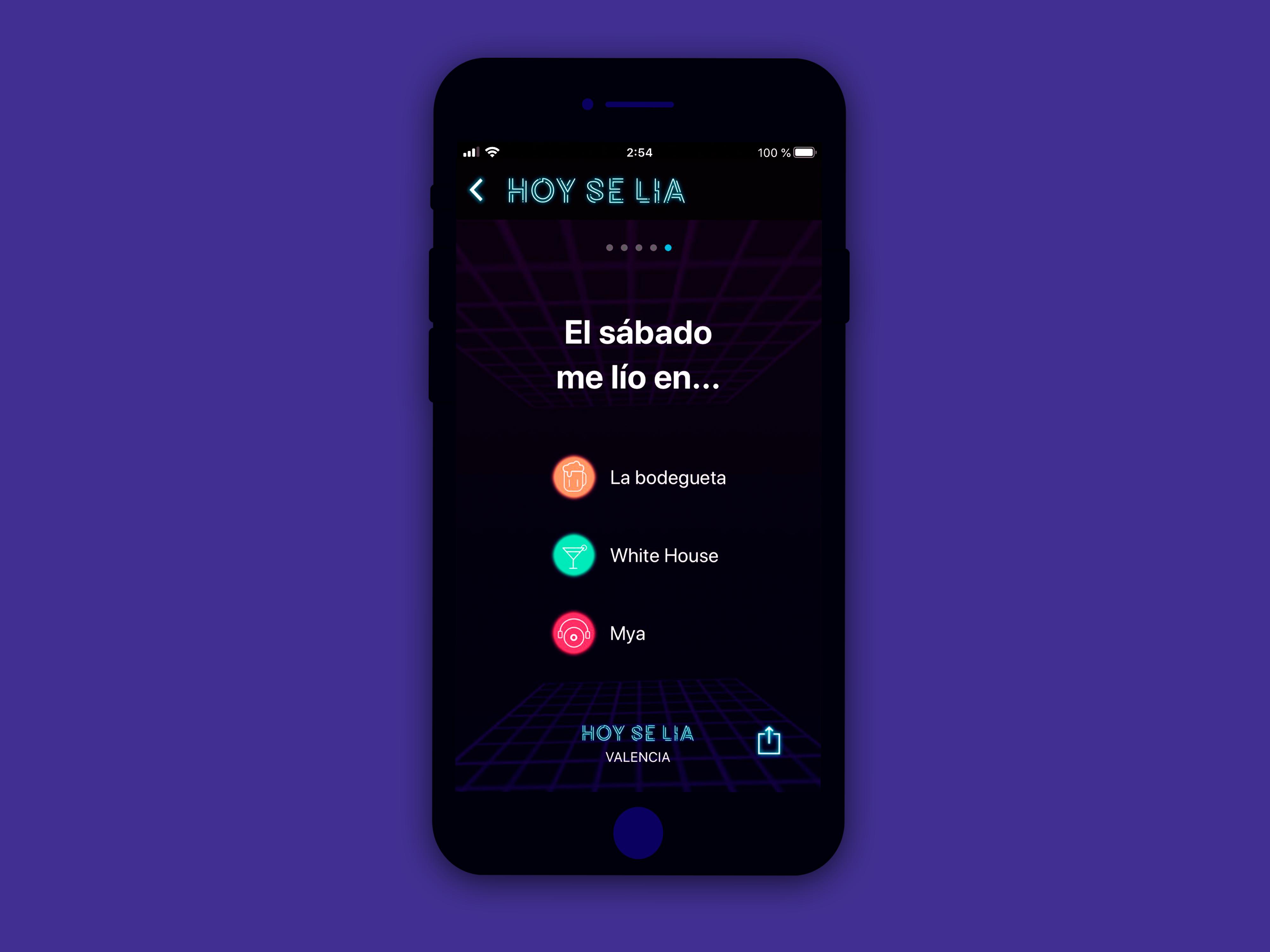 2.HOY SE LÍA